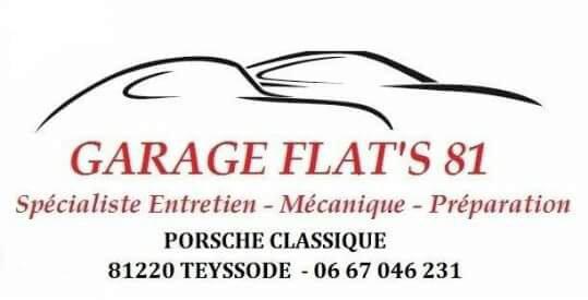"""GARAGE FLAT""""81"""