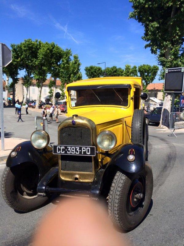 Festival des Véhicules à Moteur - News d'Anciennes