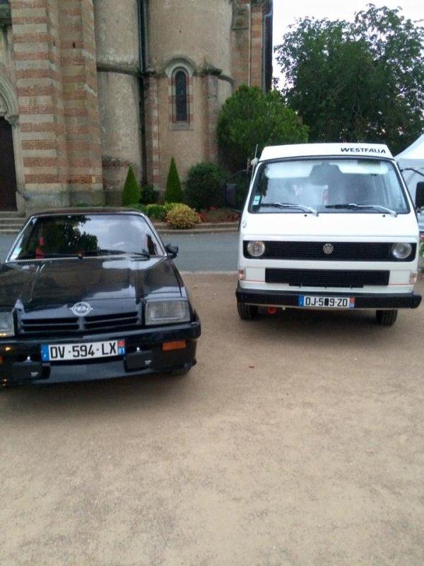 le 2/3 juillet a Saint Paul Cap de Joux 81220  véhicules de toutes styles