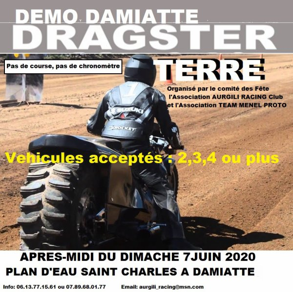 Demo Damiatte Dragster Terre