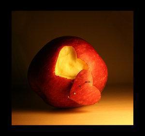 Ma p'tite pomme de vie!=)