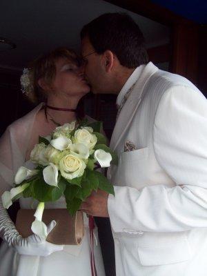 Mariiage De MOon Papa &é Ma Belle-Mére  !   ;    :) (l)