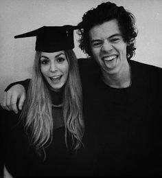 Harry et Gemma Styles