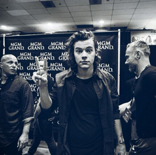 Harry Styles fêtera ses 21 ans ce dimanche ! ;)