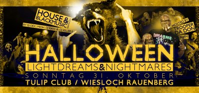 Brace yaself its going down october 31st @ Tulip-Club (Germany)