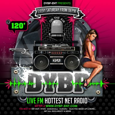"""DYBP Live Fm"" is on every saturday"