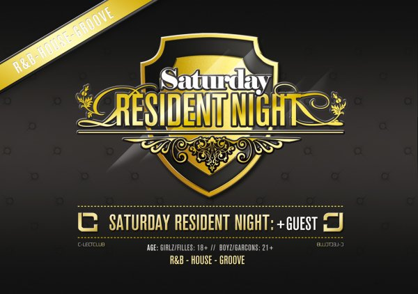 ►► Every Saturday @C-Lect Club (Ur Favorite Spot)!