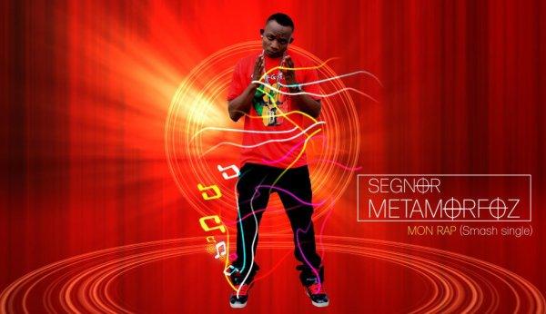 Sur la trace des vrais Vol. 1 / Segnor Metamorfoz - Mon Rap (Remix) feat. Serber - Ctn Heroes - Katana - Mister ADK - Blackdash (Prod by CUG Music) (2012)