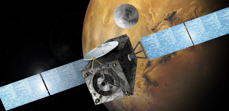 Deux ans après l'avoir perdu, la NASA retrouve un de ses satellites dans l'espace