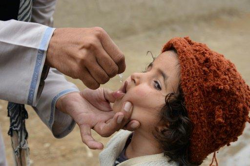 Afghanistan: campagne anti-polio dans d'ex-bastions de l'EI
