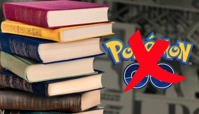 En Belgique, on chasse les livres plutôt que les Pokémon