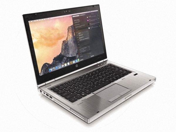 Hackbook : Mac OS dans un portable HP