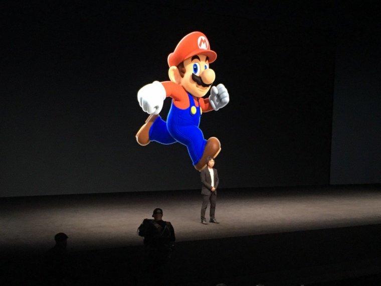 Surprise, Super Mario arrive sur iOS !!