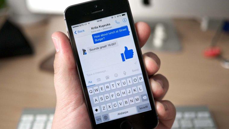 Facebook améliore Messenger pour les publicitaires