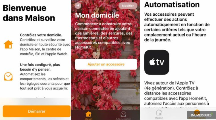 Avec iOS 10, l'application Maison s'invite sur l'iPhone