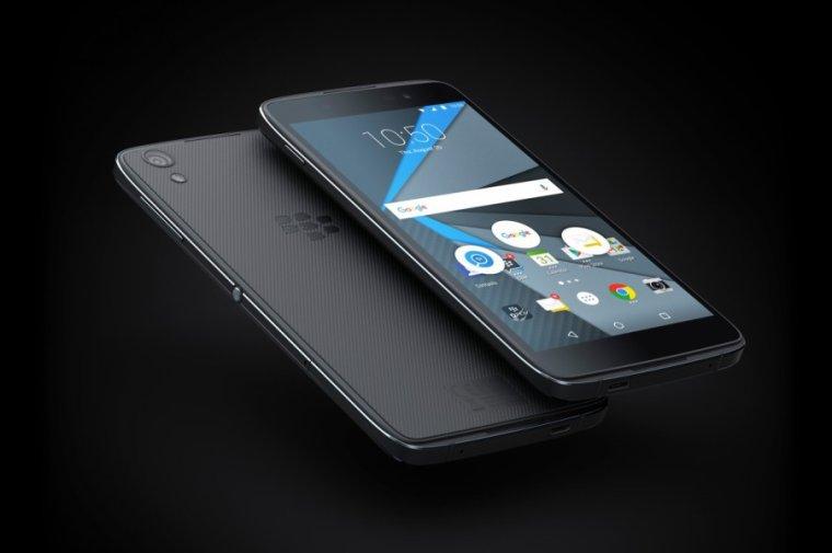 Un BlackBerry DTEK60 en approche ?