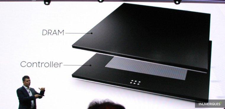 SSD Global Summit : Samsung joue de technicité et d'ingéniosité