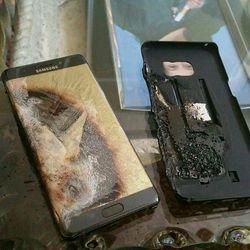 Samsung Galaxy Note7 et batteries dangereuses : une icône verte pour rassurer