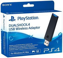 PC / Mac : l'adaptateur manette PS4 est disponible