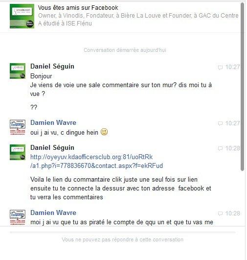 Attention des pirates en herbe vous traquent sur Facebook ! - Partagez l'info !