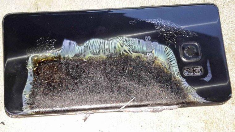 Galaxy Note 7 : des problèmes aussi sur les modèles de remplacement