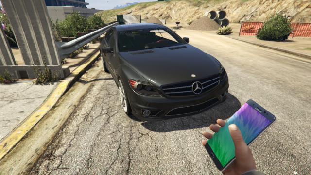 Galaxy Note 7 : le voilà maintenant transformé en grenade dans GTA V