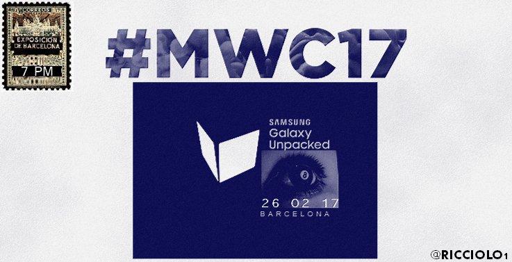 Le Galaxy S8 présenté le 26 février ?