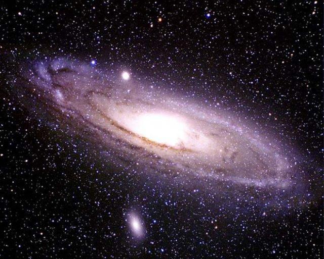 Il y a dix fois plus de galaxies dans l'univers que nous le pensions