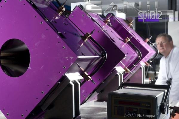 Accélérateur de particules : Spiral2 en piste afin de « repousser les limites de la connaissance »