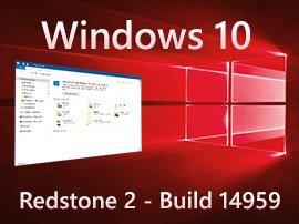 Windows 10 : la nouvelle préversion 14959 officialise enfin les mises à jour différentielles