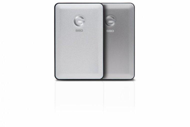 G-Technology annonce son premier SSD portable