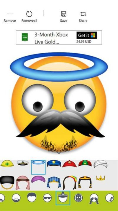Créez vos propres Emojis