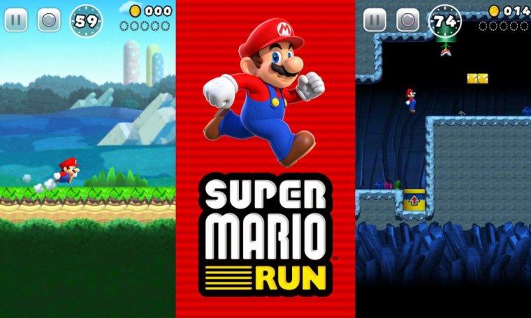 Super Mario Run plus populaire que Pokemon Go !
