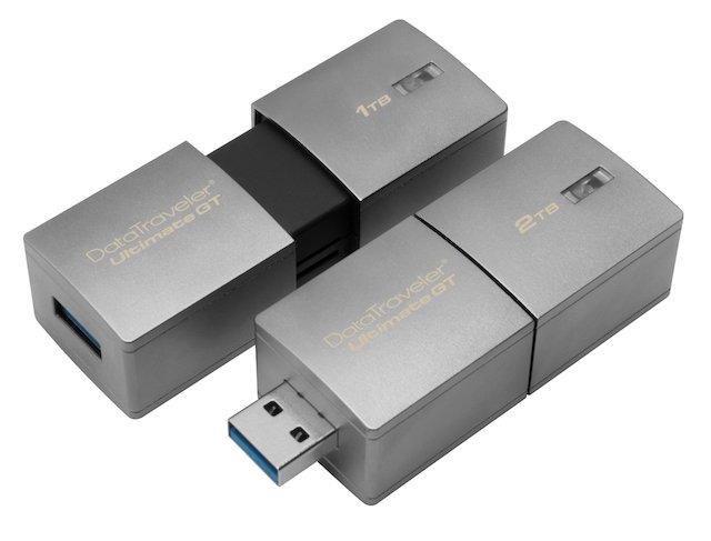 Kingston a la plus grosse… clé USB au monde