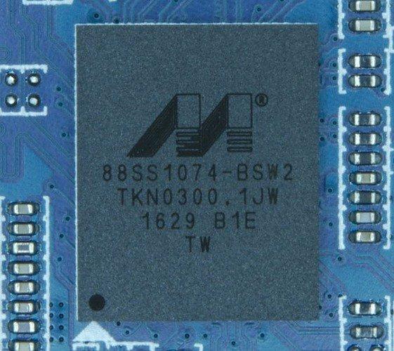 Nouveau contrôleur SSD SATA chez Marvell
