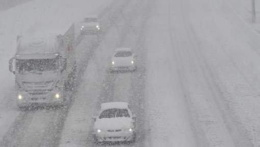 Ce lundi fut le pire jour de l'année sur les autoroutes de Flandre