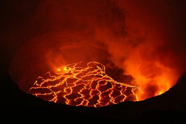 Salouté a tous  .....  volcan