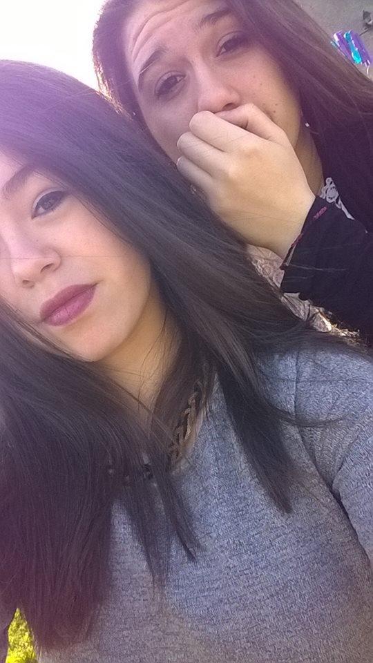 Samantha, ma meilleure amie. ♥