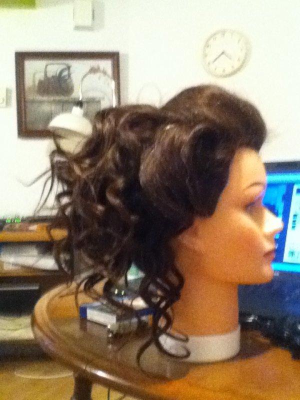 comme je suis coiffeuse