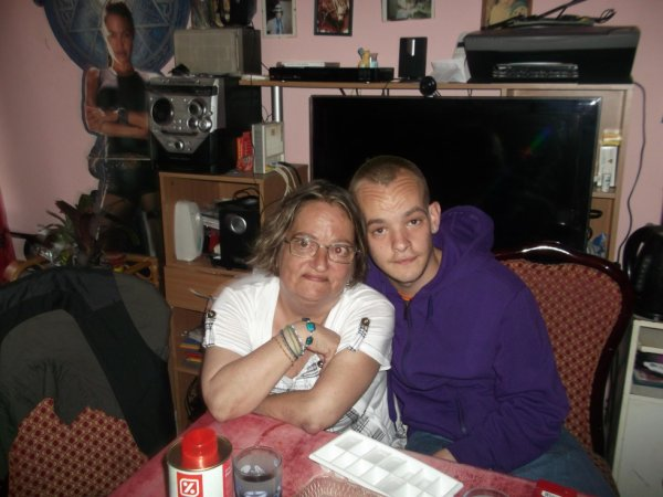 moi et ma maman