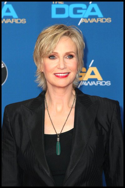 Jane Lynch est Sue Sylvester