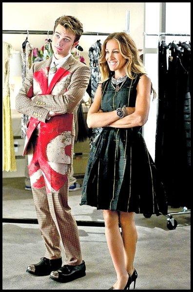 Saison 4 - Episode 3 : Fashion in the city