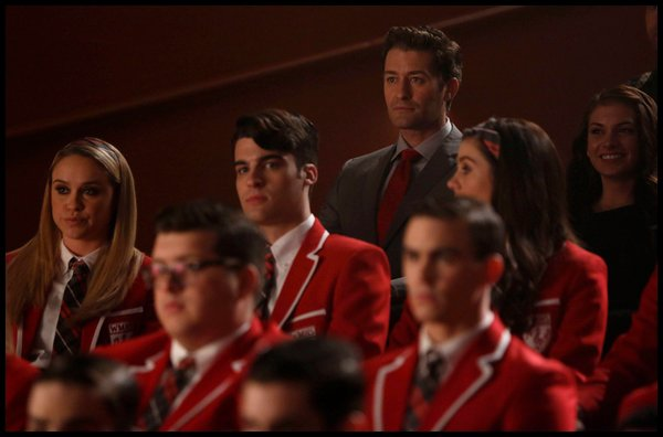 "Saison 6 - Episode 11 : ""We Built This Glee Club"""