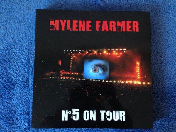 Album N 5 on tour