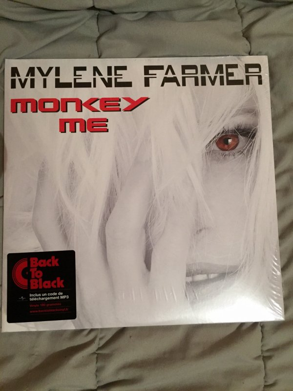 Album Monkey Me