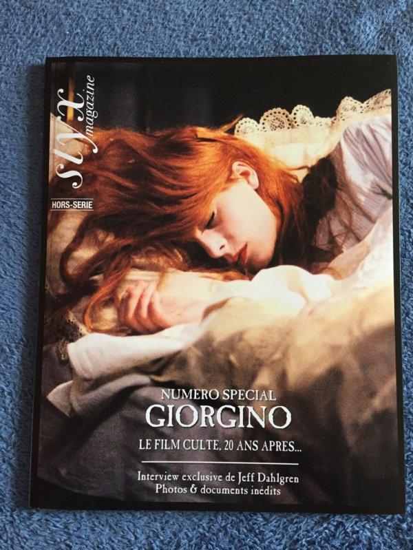 Styx magazine giorgino