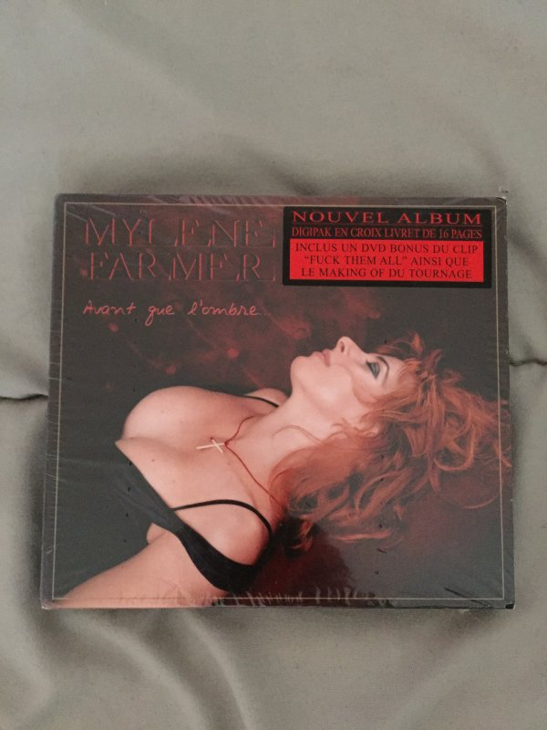 Album Avant que l'ombre (suite de la collection)