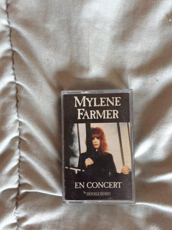 Album en concert 89