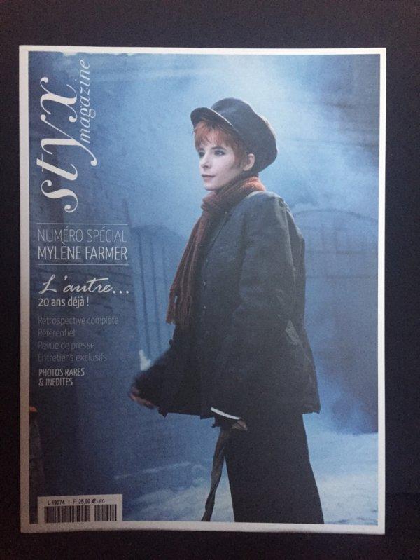Styx Magazine - L'autre : 20 ans après