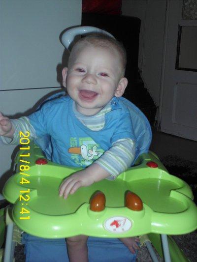 voila mon plus beaux fils du monde entier il se appel alexi on le appel topco